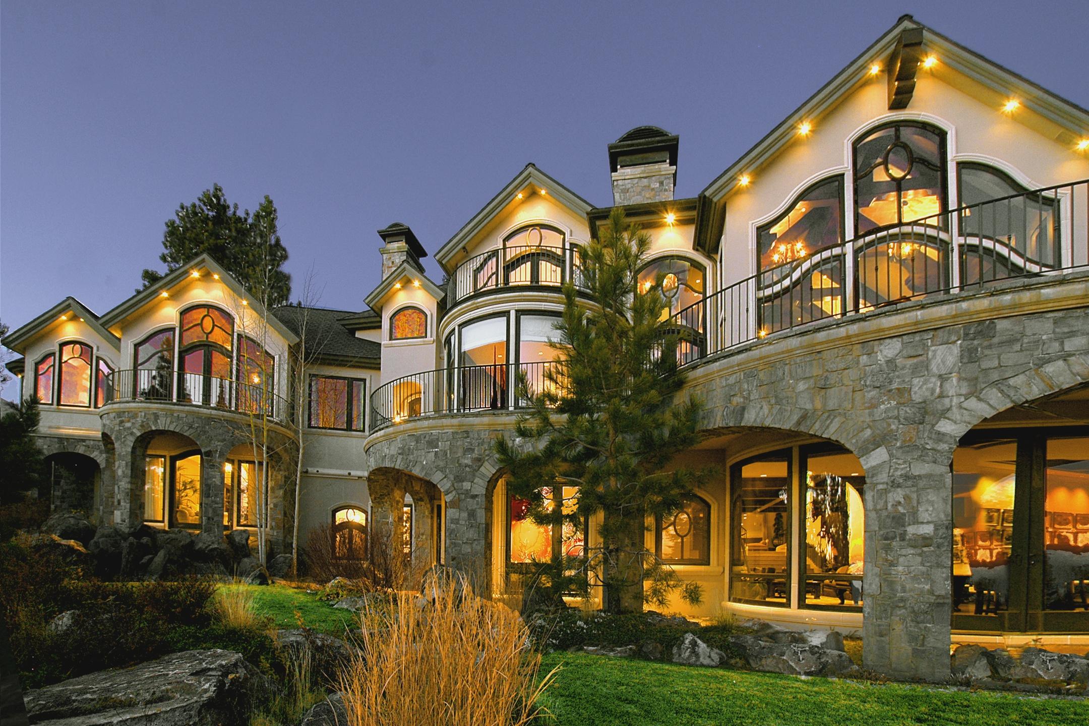 Lake tahoe real estate market reports tahoe luxury for Lake tahoe home builders