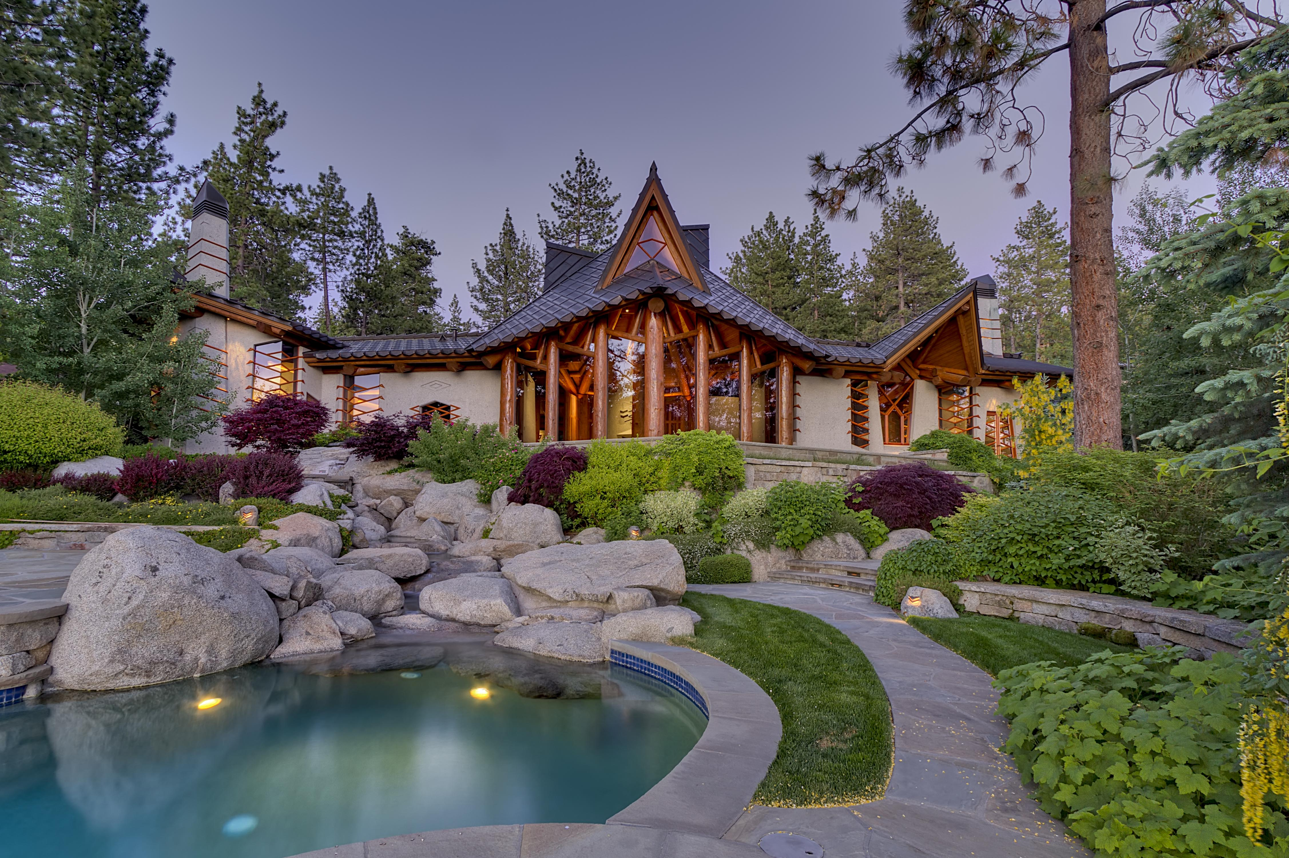 Lake tahoe real estate tahoe luxury properties for The cove house