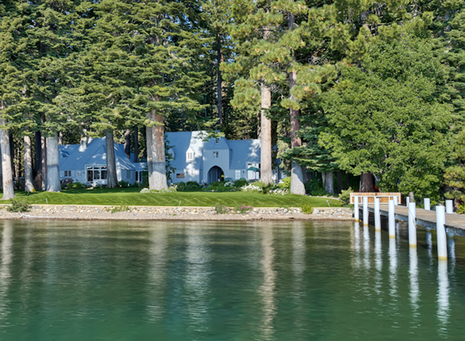 The Carousel Estate is Now For Sale | Tahoe Luxury Properties