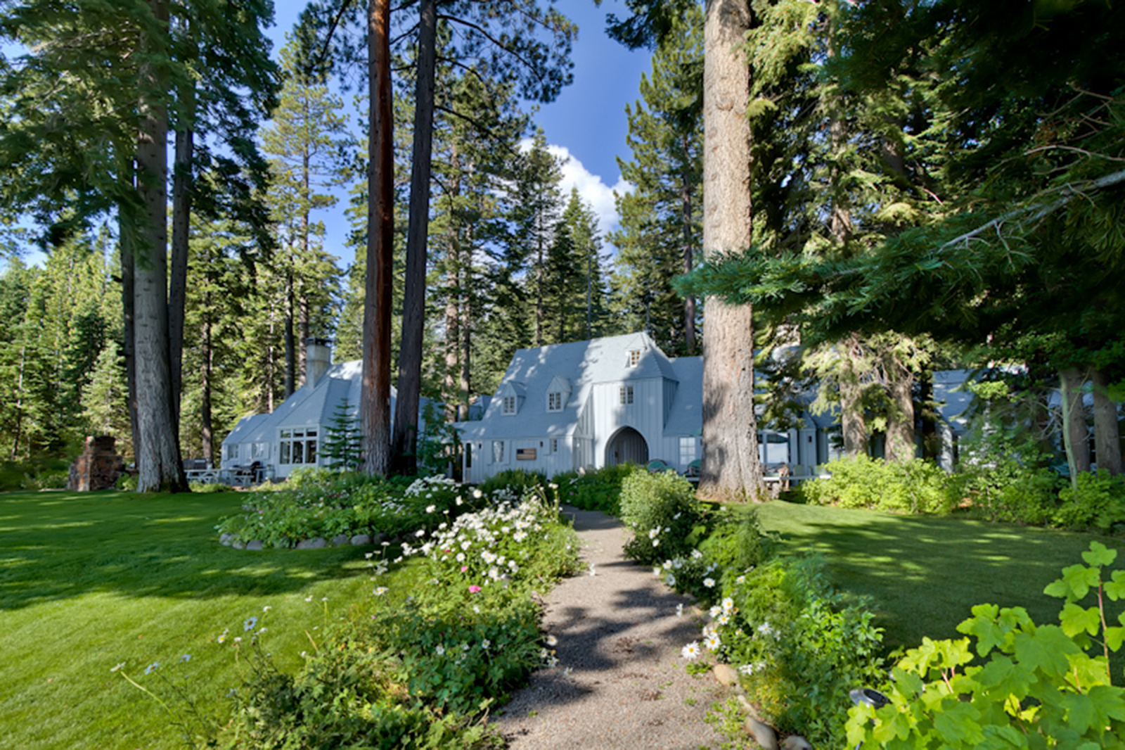 The Carousel Estate Is Now For Sale Tahoe Luxury Properties