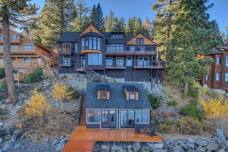 Tahoe lakefront real estate action tahoe luxury properties for Lake tahoe home builders
