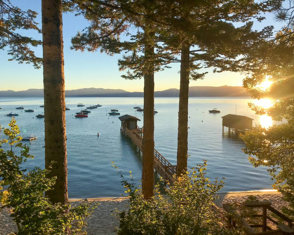 rubicon bay lakefront tahoe home for sale
