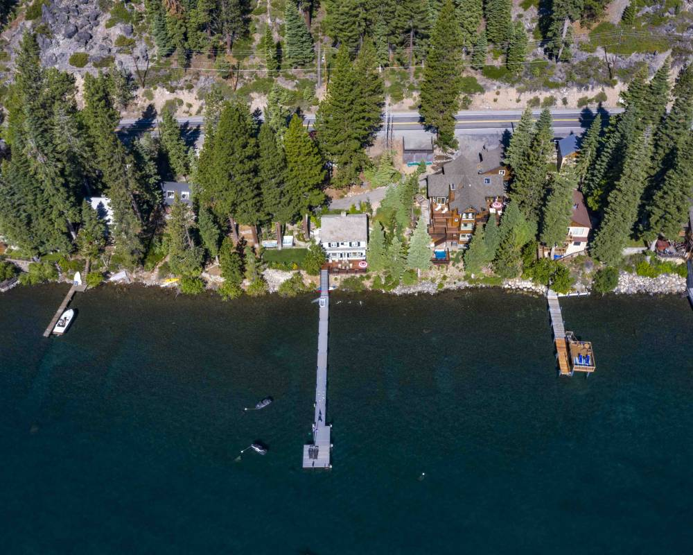 tahoe lakefront for sale