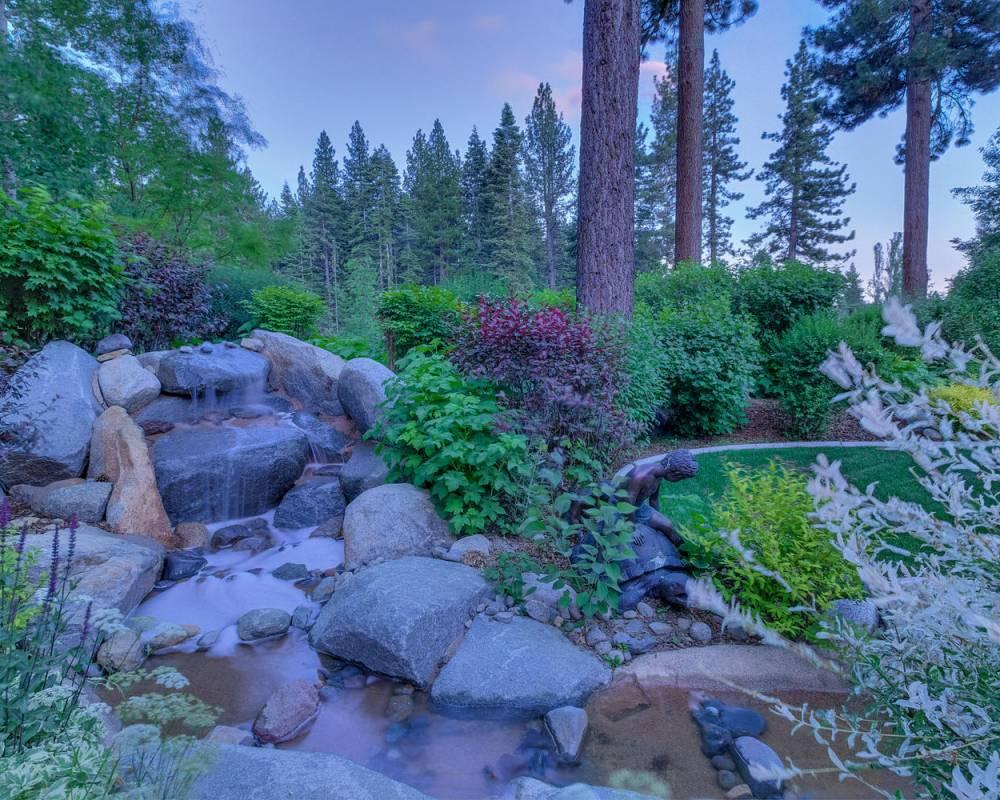 stream on property