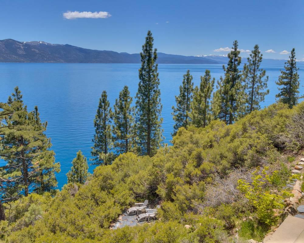 lake tahoe view
