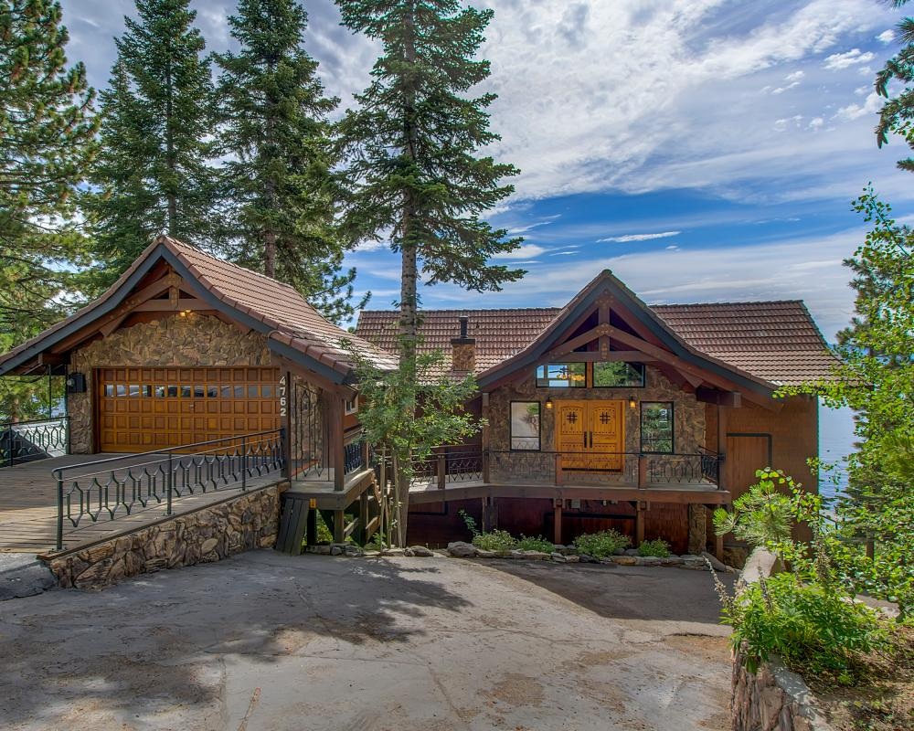 Alpenglow lakefront 4762 north lake boulevard carnelian for Luxury homes for sale in lake tahoe