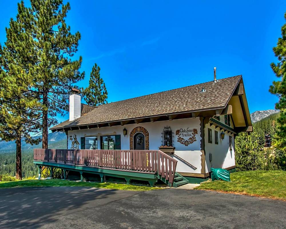 tyrolian village home for sale
