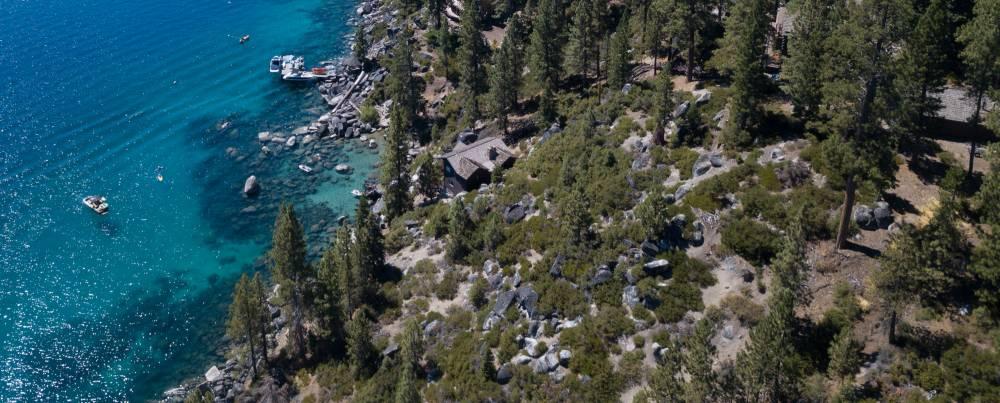 crystal bay lakefront