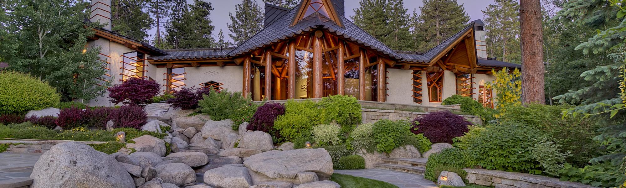 vacation homes lakefront sale south lake for rental tahoe cabin shore boat cabins nevada in