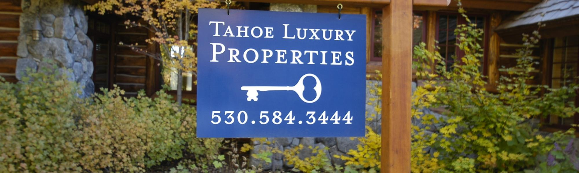 Selling Your Tahoe Home
