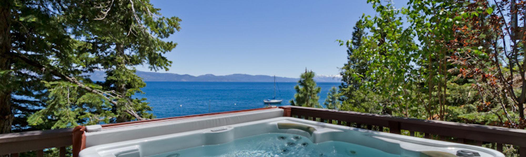 Tahoe Vacation Homes with Hot Tubs | Tahoe Luxury Properties
