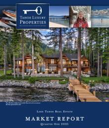q1 2021 market report cover