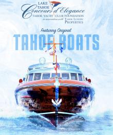lake tahoe concours d'elegance