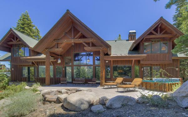 Squaw Valley Home For Sale