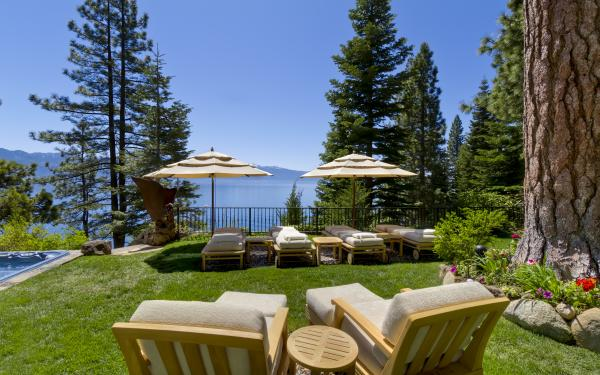 Crystal Bay Tahoe Lakefront