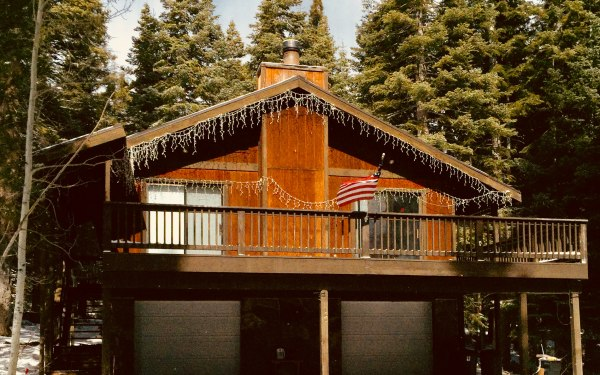 sold Tahoe home