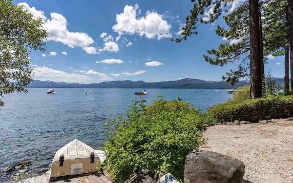 dollar point sold lakefront