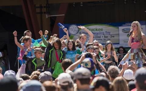 Tahoe Truckee Earth Day