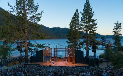 shakespeare on the lake