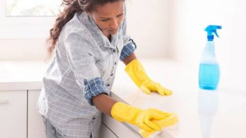 cleaning standards for vacation rental homes