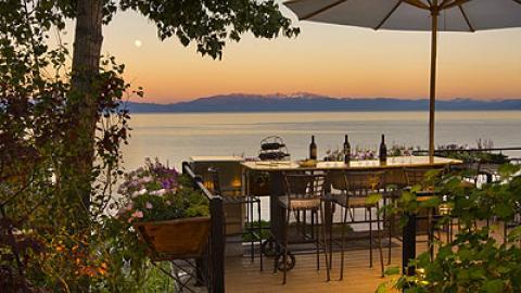 Lake Tahoe Restaurants Tahoe Luxury Properties