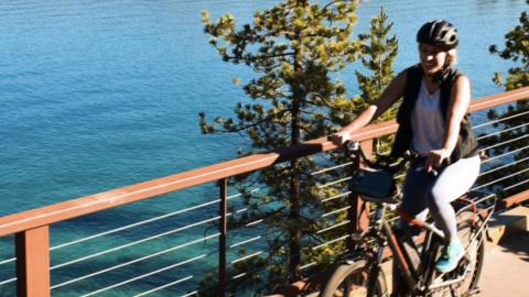 vista trail bike rental