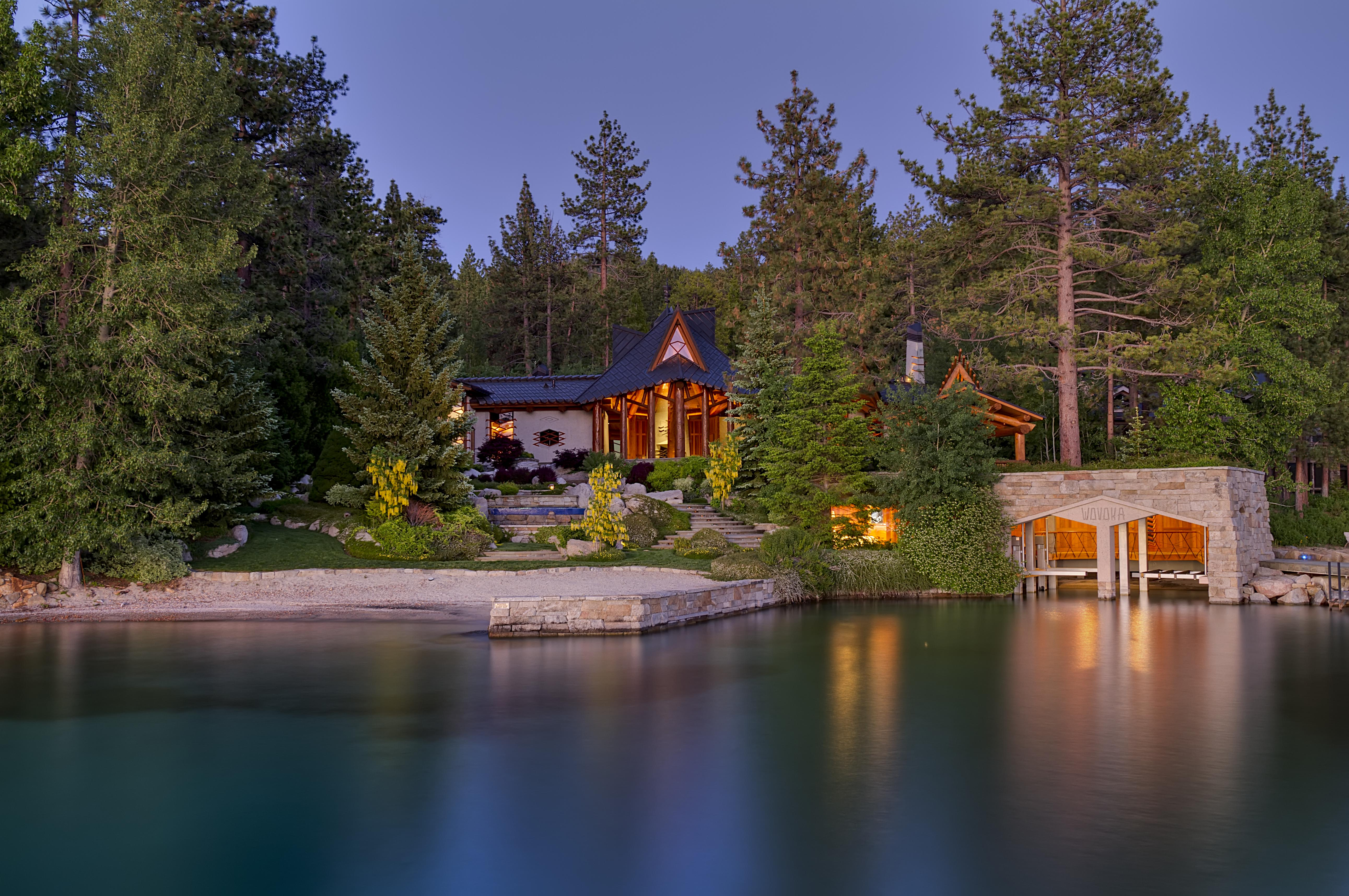 Lake Front Homes In New Mexico