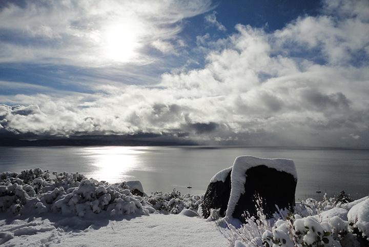Snow storm photos of Lake Tahoe - Oct. 28, 2013   Tahoe ...