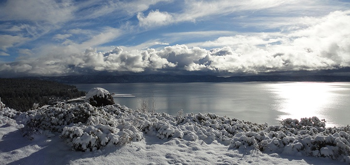 Snow storm photos of Lake Tahoe - Oct. 28, 2013 | Tahoe ...