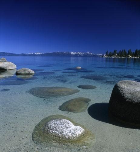 Lake Tahoe Luxury Homes: Lake Tahoe Voted America's Best Lake!