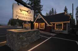 Office in downtown Tahoe City